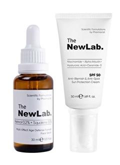 The NewLab Yaşlanma Karşıtı & Güneş Koruyucu Bakım Seti